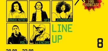Guap Night x SFS Lineup