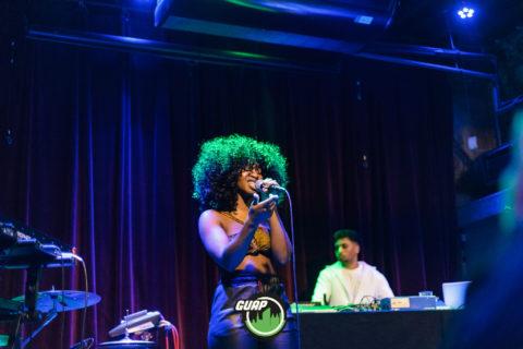 Jeandaura Guap Night x Straight Fire Showcase 9 november