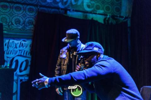 J Encore Guap Night x Straight Fire Showcase 9 november