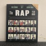 the rap year book cover